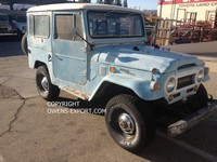 1969 FJ40 Land Cruiser